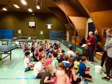 Tischtennis -Schulturnier 2019