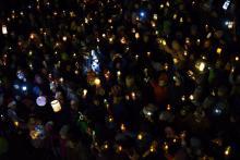 Unser Licht für Ghana